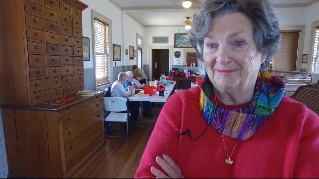 Travels With Charlie: Susan Taylor, Basket Weaver & Cancer Survivor