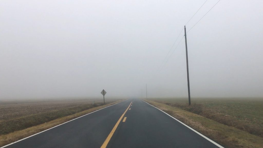 """Travels With Charlie: """"When Obscured By Fog"""""""