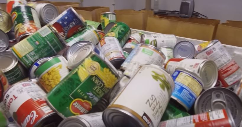 Rising Tide Campaign 2019 – Donate Food to the Joseph House