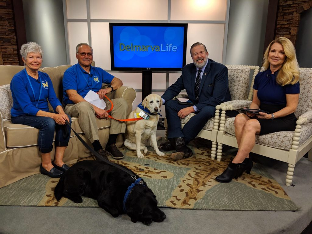 Literacy Education Assistance Pups in Lewes, Del.