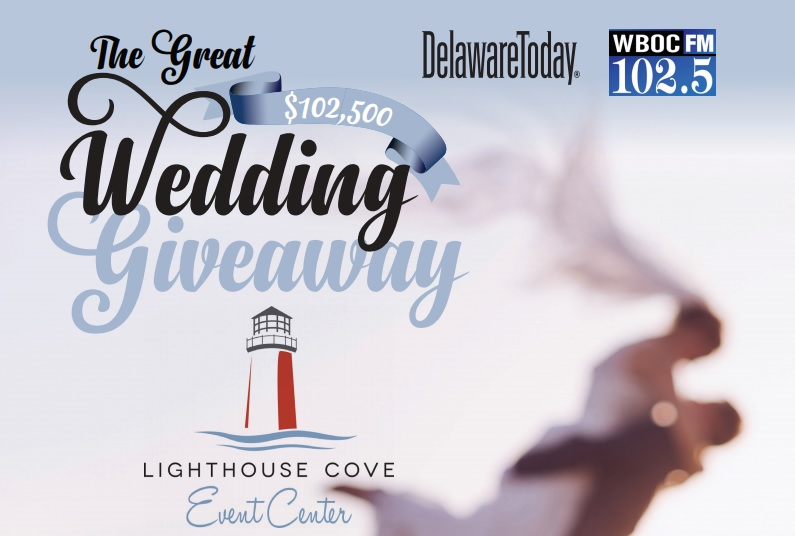 Lighthouse Cove Event Center – The Great $102,500 Wedding Giveaway