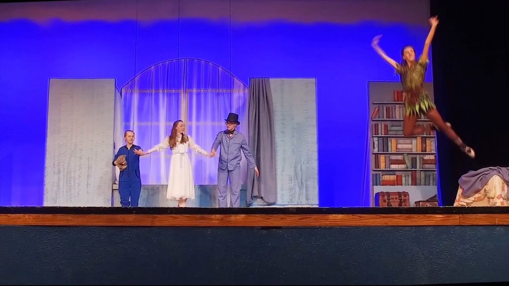 Travels With Charlie: Eastern Shore Ballet's Peter Pan