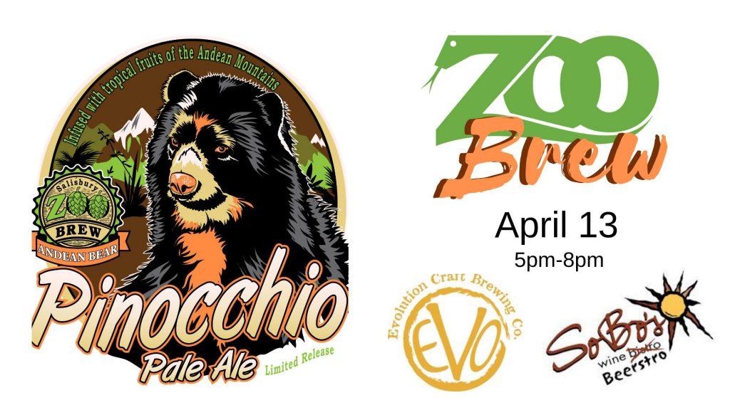 Salisbury Zoo Brew, April 13