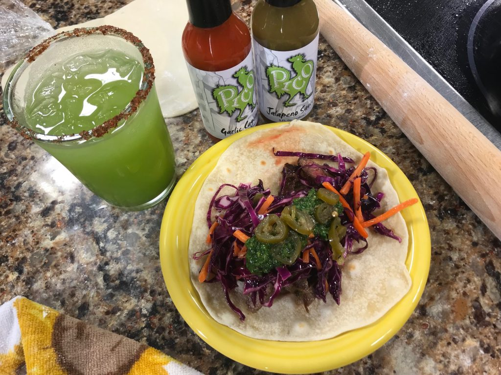 Ridge Taco and Margaritas with Pico Taqueria