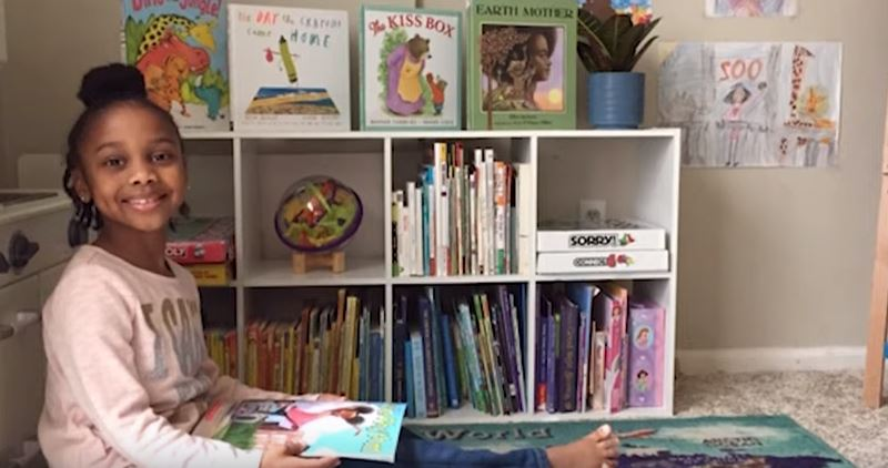 Two Dover Sisters are Virtually Reading to Kids All Over the World