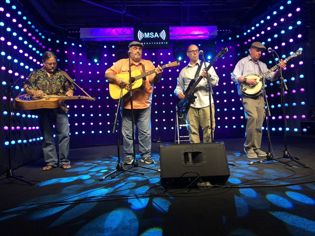 """Flatland Drive Performs """"Carolina in the Pines"""" and """"Ain't No Way to Be"""""""