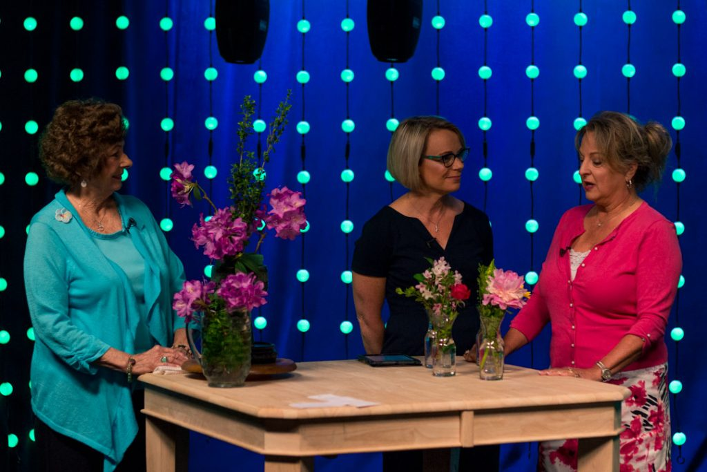 Poetry Through Flowers, May 15