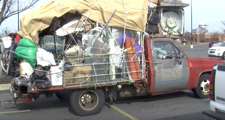 """The Delmarva Community Reaches Out to Help the """"Man in the Truck"""""""