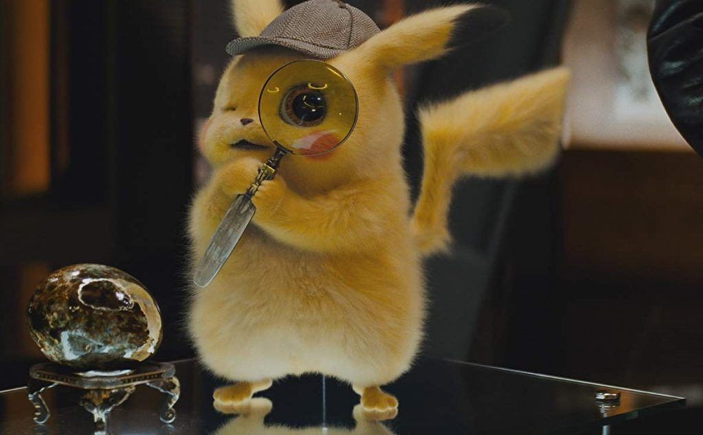 Movie Review – Pokémon: Detective Pikachu