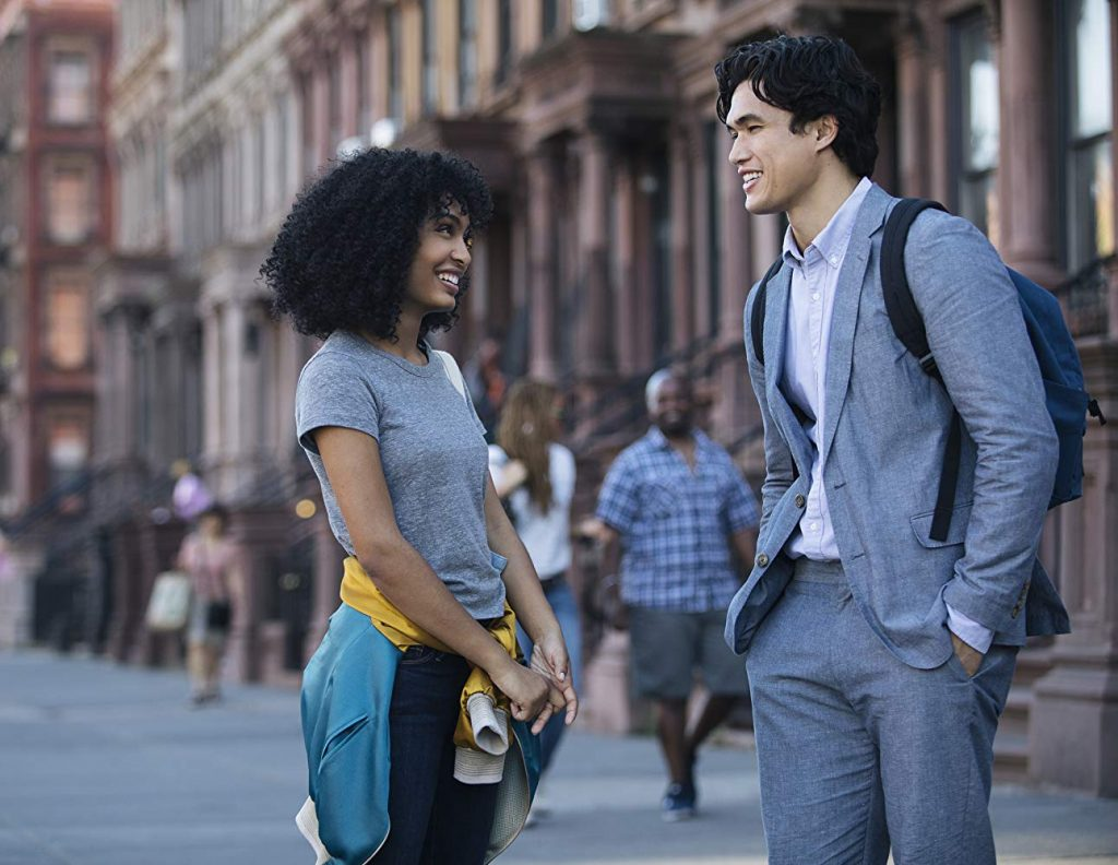 Movie Review – The Sun Is Also A Star