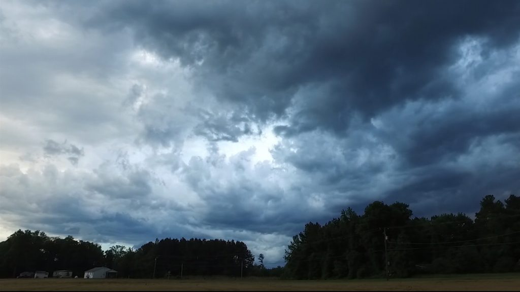 Travels With Charlie: Edge of an Approaching Storm