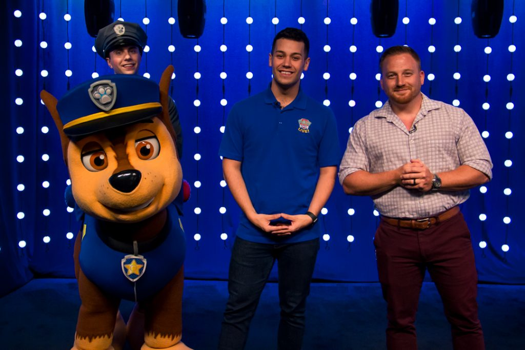 Paw Patrol Live! Race to the Rescue Show at the Wicomico Youth and Civic Center, May 28-29