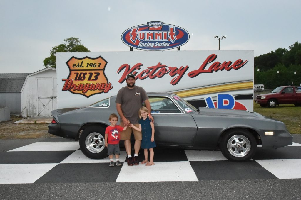 McLamb Takes Street Win at U.S. 13 Dragway