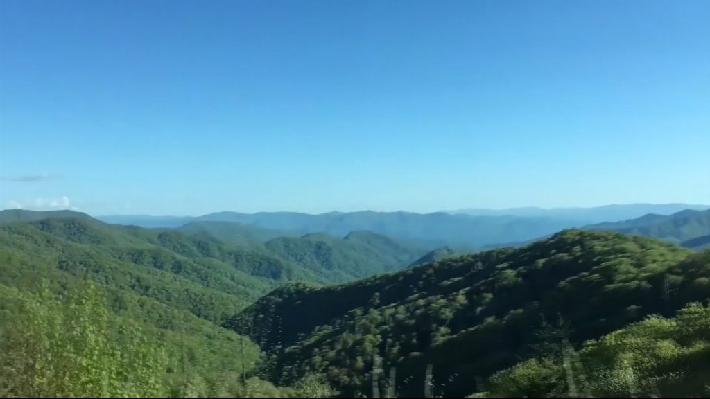 Travels With Charlie: Great Smoky Mountains of East Tennessee