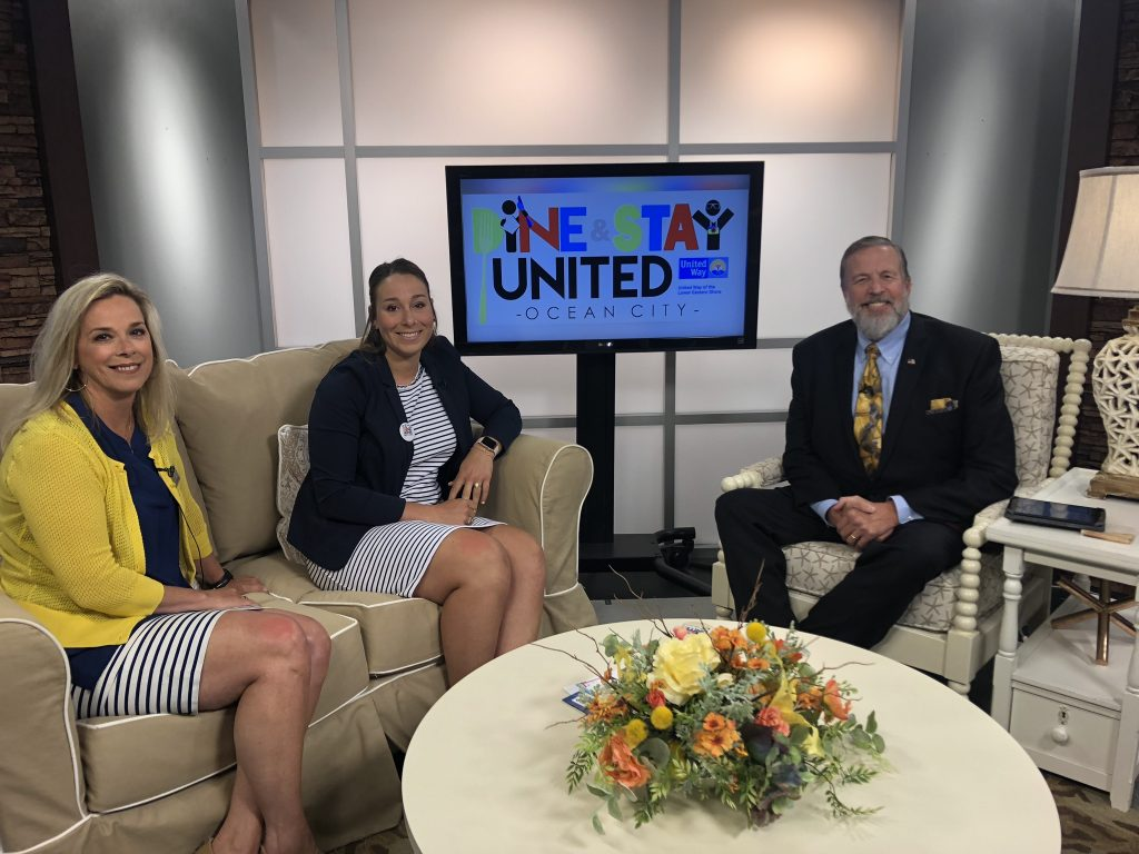 Dine and Stay United Supporting the United Way of the Lower Eastern Shore