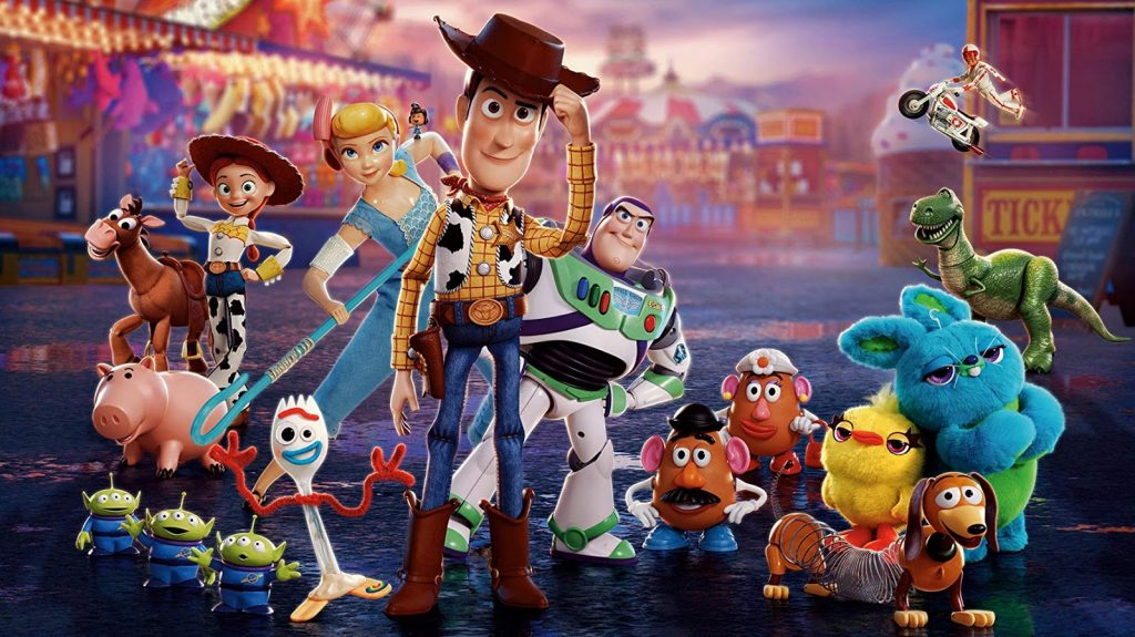Movie Review – Toy Story 4
