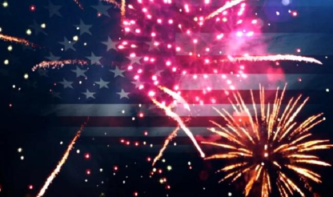 Fourth of July Fireworks on Delmarva 2019