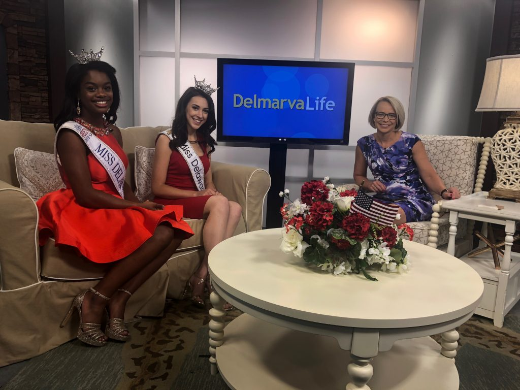 Getting to Know Miss Delaware 2019 and Miss Delaware's Outstanding Teen 2019