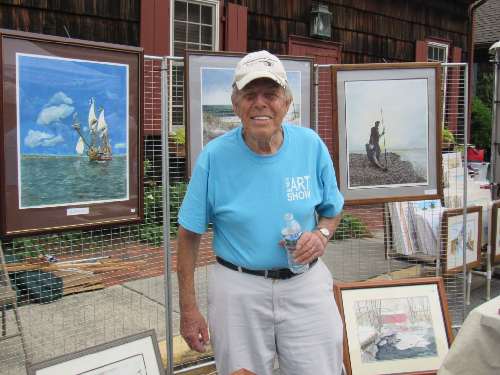 St. Peter's 53rd Annual Art Show, July 6