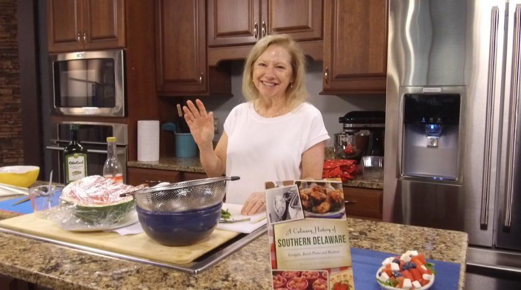Denise Clemons Makes Turkey Tetrazzini