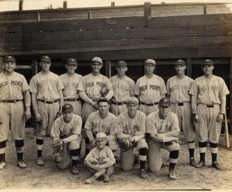 Nabb Research Center in Search of Old Photos Showing Delmarva's Thriving Baseball Leagues