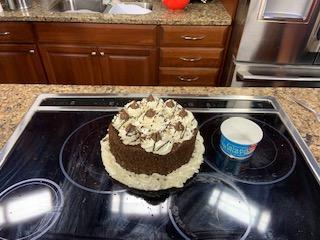 Ice Cream Cake with the Island Creamery