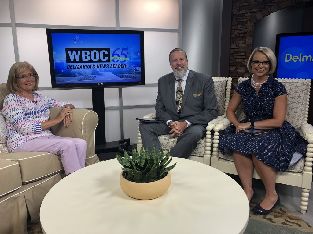 Former Miss 16 Reminisces on WBOC 65th Anniversary