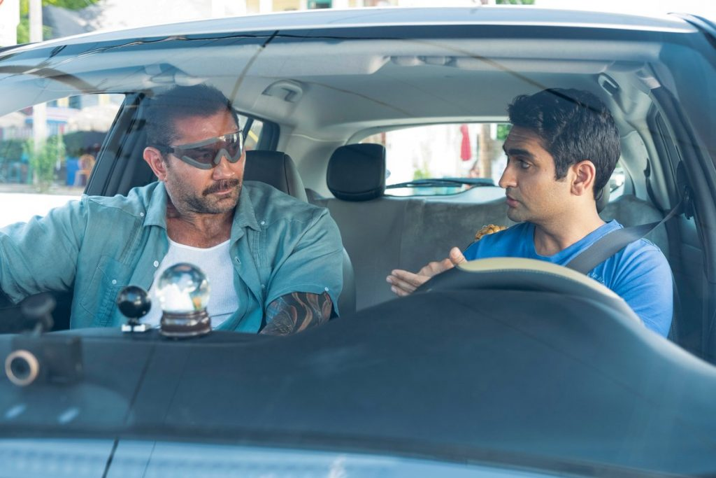 Movie Review – Stuber