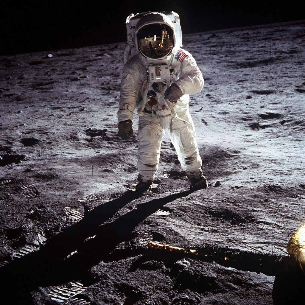 Lt. Tim Robinson Talks About 50th Anniversary of Moon Walk