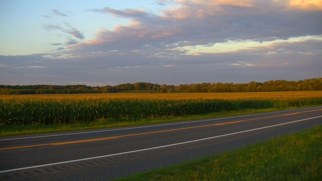 Travels With Charlie: Fields of Plenty