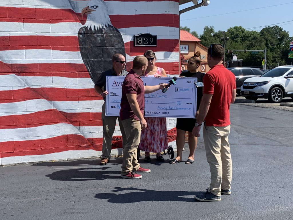 Avery Hall Cares – Avery Hall Insurance Gives Back, Operation We Care