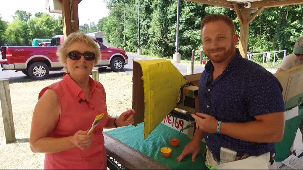 6th Annual Recycled Cardboard Boat Regatta