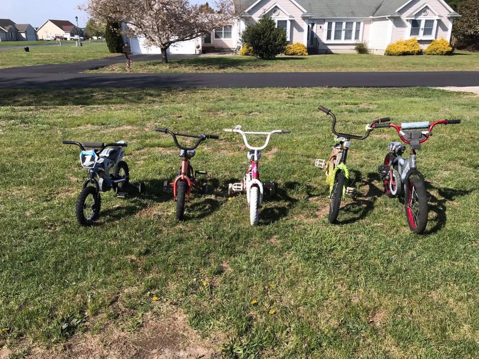 GearUp – Getting Kids on Bikes