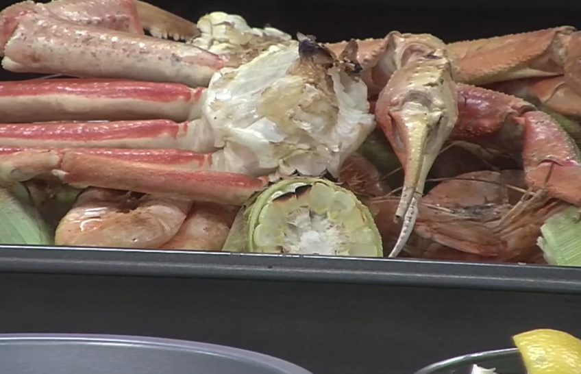 Low Country Boil with Joe White of The Shrimp Boat