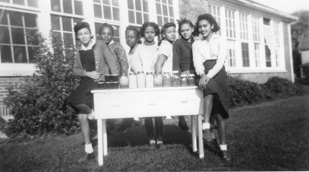 The Historic Richard Allen School in Georgetown