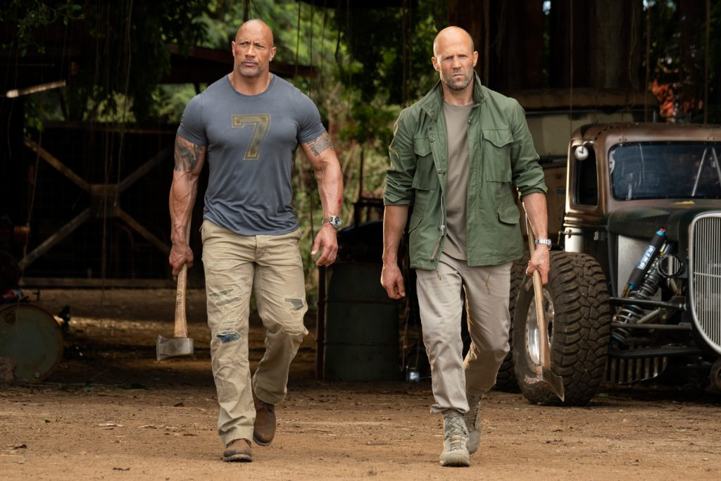 Movie Review – Fast & Furious Presents: Hobbs & Shaw