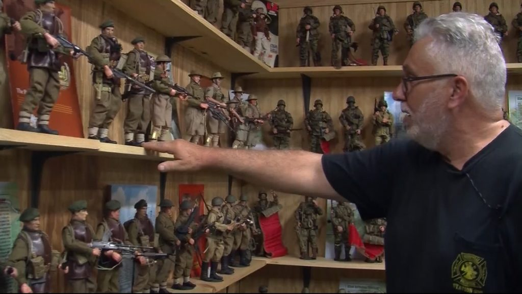 Travels With Charlie: Bill Outten's G.I. Joe Collection