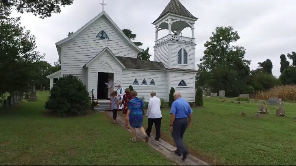 Travels With Charlie: Holy Cross Day