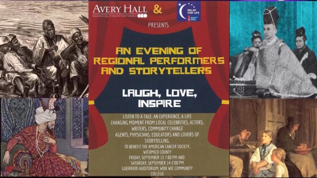 Travels With Charlie: An Evening of Storytellers