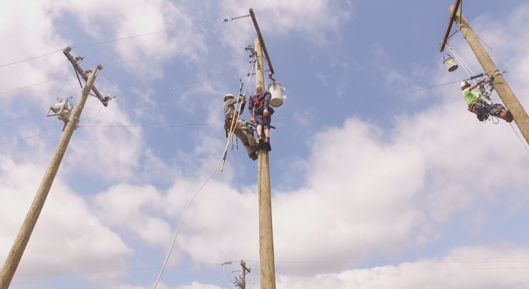 Delaware Electric Cooperative Linemen Are Heading to the International Linemen's Rodeo