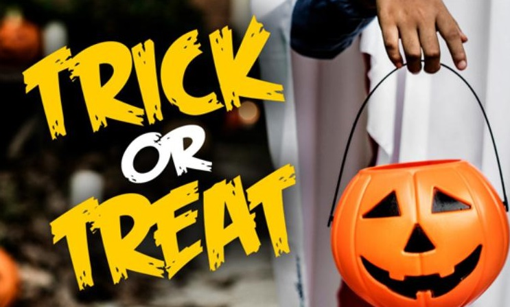 Trick-or-Treat Dates and Times for Delmarva 2019