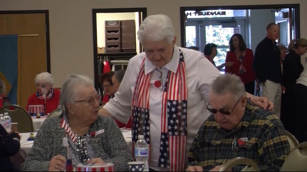 Travels With Charlie: Sussex County AARP Honors Veterans Early