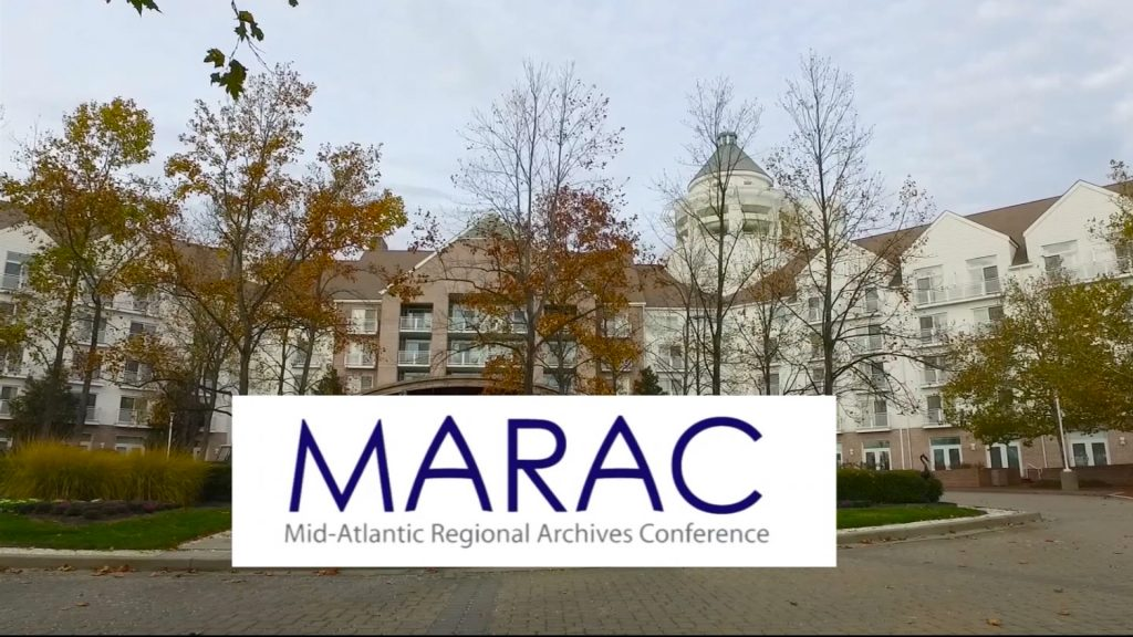 Travels With Charlie: MARAC Conference in Cambridge