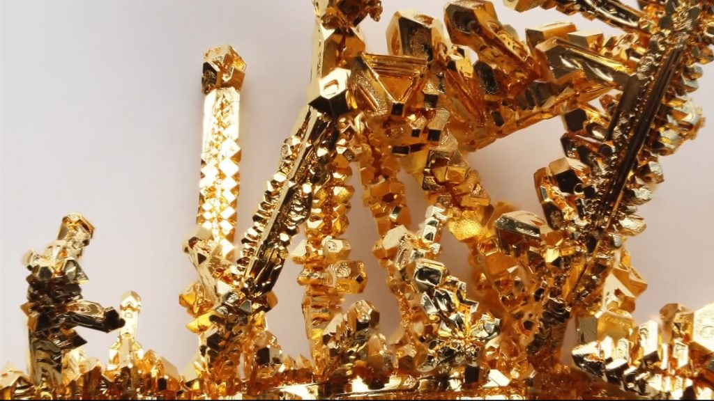 """Travels With Charlie: """"The Gold That We See in Winter"""""""