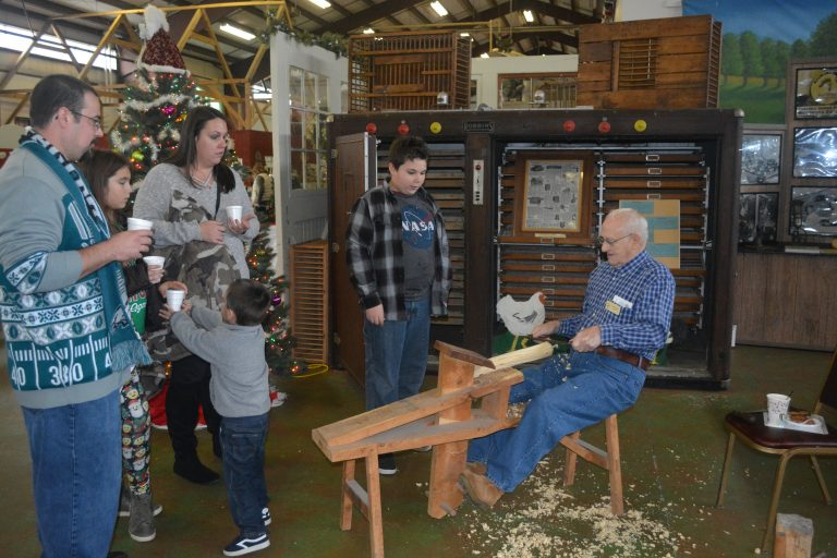A Farmer's Christmas Is The Theme This Year At Delaware Agricultural Museum In Dover