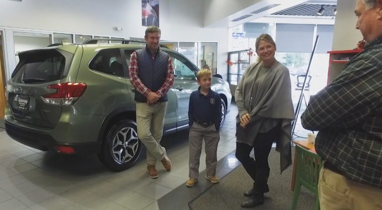 Gateway Subaru's Share The Love Event Is Helping A Local Family