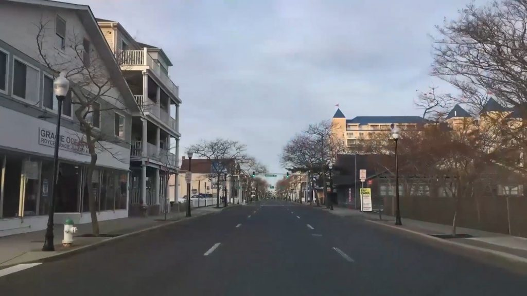 """Travels With Charlie: """"Blissfully Empty Streets of Ocean City"""""""
