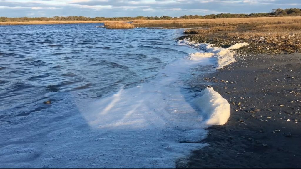 Travels With Charlie: Sea Foam