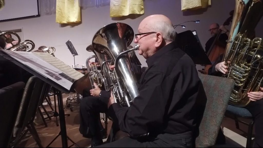 Travels With Charlie: Salisbury Community Band Winter Concert