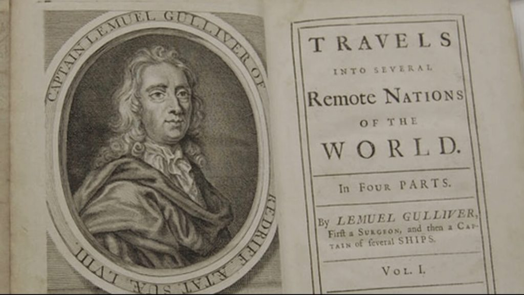 Travels With Charlie: Satires of Jonathan Swift